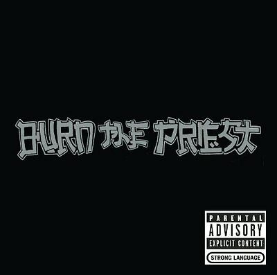 LAMB OF GOD : BURN THE PRIEST (CD) sealed