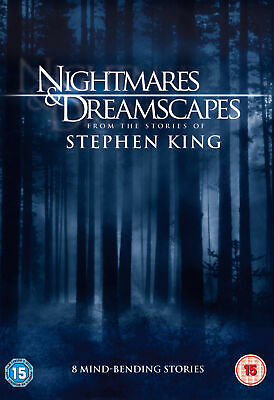 Stephen King's Nightmares And Dreamscapes [2007] (DVD) William Hurt