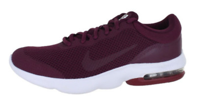 Loopschoenen 80 908981 Air Red Nike Max Bordeaux White Advantage tFxFBqwv