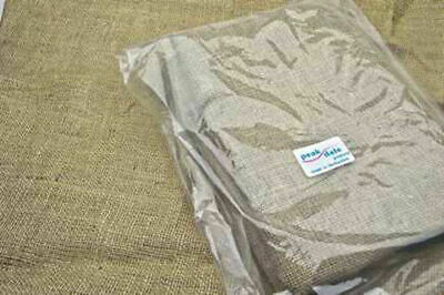 Peak Dale Natural Hessian For Rug Making 2m RUGHESS18