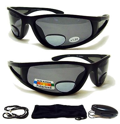 5ad0d040c6 1.50 Polarized BIFOCAL SunGlasses Mens Womens Fly Fishing Glasses Reading  150
