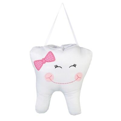 Tooth Pillow Pink