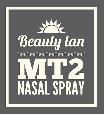 Beauty tan Extra Strong Nasal Tanning Spray 99.9% Purity
