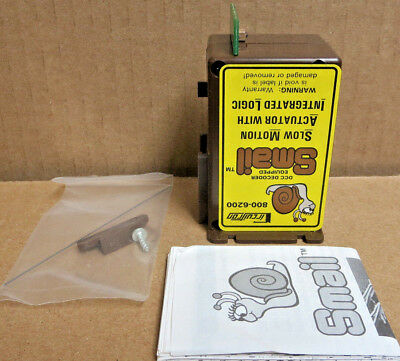 Circuitron Smail 800-6200 Slow Motion Actuator w/ Integrated Logic HO Scale NOS