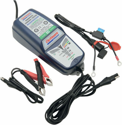 TecMate OptiMate Lithium 4s 5A, 10-step 12.8V/13.2V 5A Battery Charger TM-291