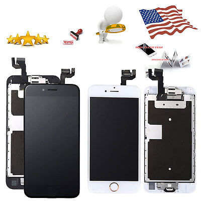 OEM iPhone 6s 6S 6 Plus Complete Lcd Digitizer Touch Screen Replacement Assembly