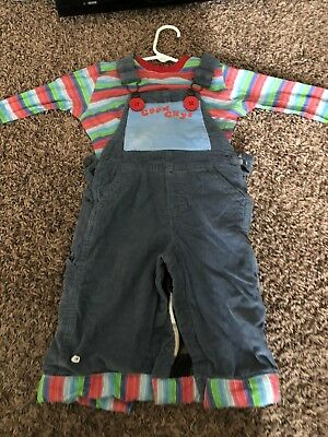 Chucky Costume For Toddlers 18 Months