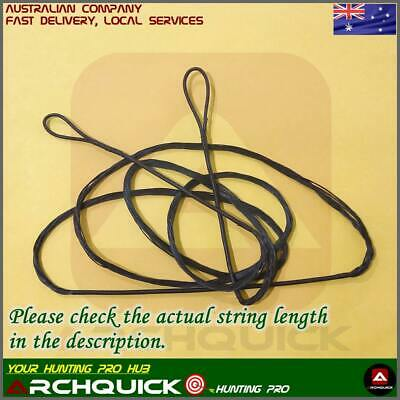 Recurve Bow String Archery Replacement Recurve Bow Longbow String Multiple Sizes