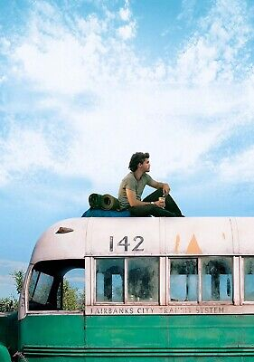 INTO THE WILD Movie PHOTO Print POSTER Textless Film Art Emile Hirsch 2007 003