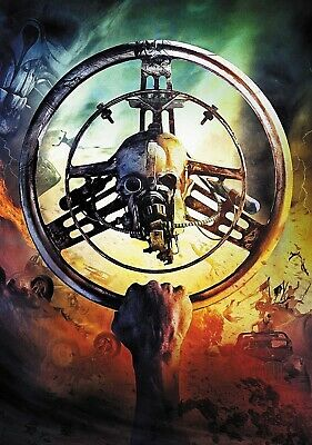 MAD MAX; FURY ROAD Movie PHOTO Print POSTER Textless Film Art Tom Hardy 001