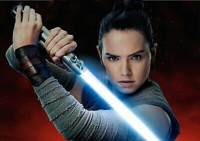 DAISY RIDLEY Actress PHOTO Print POSTER Movie Star Wars The Force Awakens Rey 01