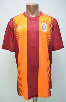 Galatasaray Turkey 2013/2014 Home Football Shirt Jersey Nike Cheap Version