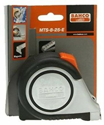 Bahco MTS-8-25 - 8M Tape 25Mm Stainless