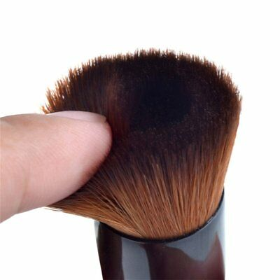 Foundation Makeup Brush Powder Soft Synthetic Hair Wooden Brush Professional
