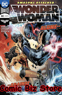 Wonder Woman #44 (2018) 1St Printing Bagged & Boarded Dc Comics Universe Rebirth