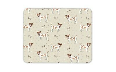 Cheeky Jack Russell Mouse Mat Pad - Dog Dogs Mum Sister Gift PC Computer #8711