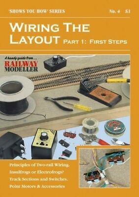 Peco No 4 Wiring the Layout - Part 1 Model Railway Booklet SYH04