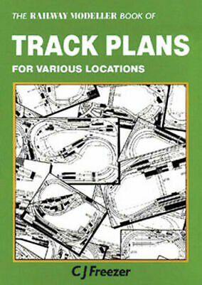 Peco Track Plans for Various Locations PB-66