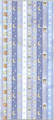 Creation Stickers Its A Boy Borders For Cards & Craft