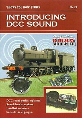 Peco No 25 Introducing DCC Sound Model Railway Booklet SYH25