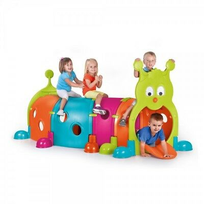 New Feber Gus Caterpillar Tunnel Febergus Kids Indoor Outdoor Activity Play Toy