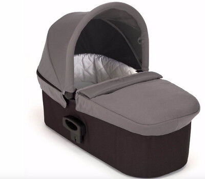 Baby Jogger Deluxe Pram - Gray, New and ready to ship!