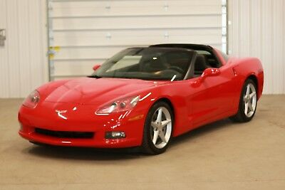 2012 Chevrolet Corvette 2LT 2012 Corvette Coupe*6-Speed Manual*Torch Red on Black Leather*Heads Up Display