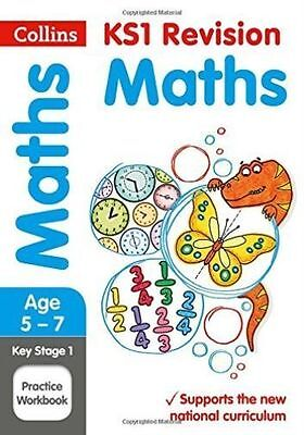 KS1 Maths SATs Practice Workbook (Collins KS1 Revision and Practice - New Curric