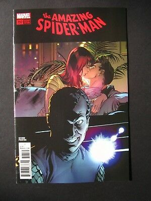 Amazing Spider-man #797 NM 2nd Print Variant Osborn Red Goblin Carnage