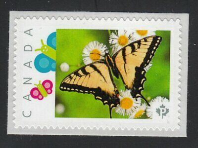 BUTTERFLY - 4  Canada Picture Postage stamp  p73bf10/4