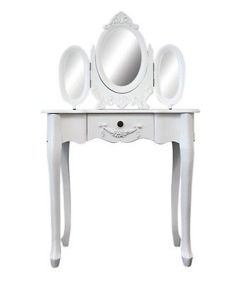 NEW Dressing Table with 3 Mirrors - Bouquet House,Dressing Tables