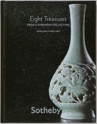 8 Antique Masterpieces of Chinese Jingdezhen Ceramics - Sotheby's 2009 Catalog