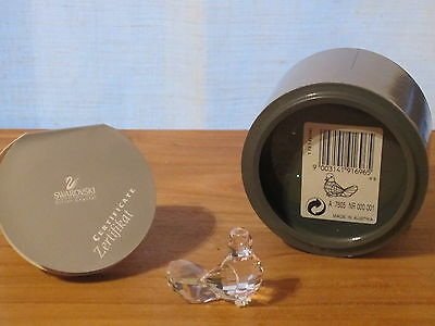 SWAROVSKI *NEW* Colombe Dove 191696 L.4,4cm