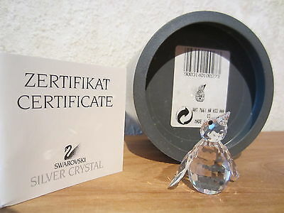 SWAROVSKI *NEW* Mini-pingouin Mini Penguin 010027 H.3,2cm