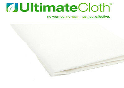 The Ultimate Cloth | 100% Mirafiber | FOUR  Standard Size Cloths |
