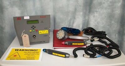 Omega Excel Laser 100mW 820nm Probe, 30mW 675nm Probe & 46 Diode Cluster