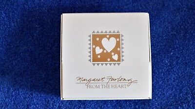 Margaret furlong from the heart bisque ornament with box