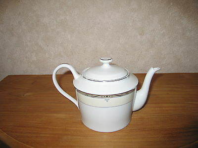 PHILIPPE DESHOULIERES *NEW* SCALA TAUPE 6824 Théière 75cl Tea-pot