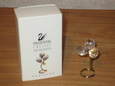 SWAROVSKI MEMORIES *NEW* Ballons Balloon 191604 H.4,7cm