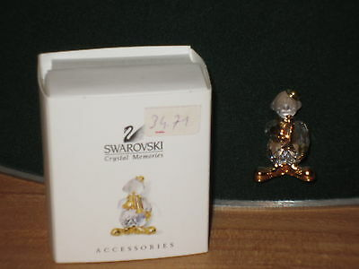 SWAROVSKI MEMORIES *NEW* Broche Brooch Clown Trompette trumpet 220311