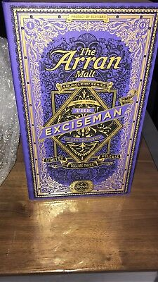 The Arran Malt - The Exciseman - Smugglers Series - Limited Release - Vol. Three