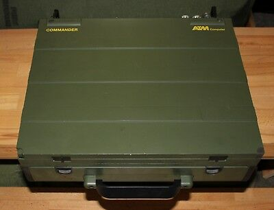 Nato ATM BW Computer Commander  Rugged Notebook