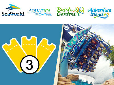 Seaworld Orlando Aquatica Busch Florida Ticket Savings  A Promo Discount Tool