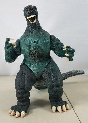 "Vintage 1994 Trendmasters 9"" Godzilla King The Monsters Giant Action Figure 44C"