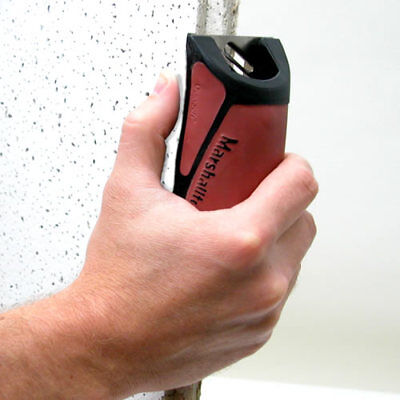 MARSHALLTOWN Drywall Rasp With Guide Rails Stainless Blade Cuts Wallboard Vinyl