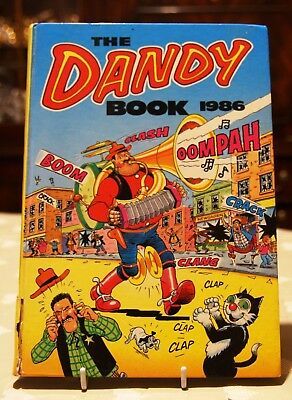 The Dandy Book 1986 - Annual