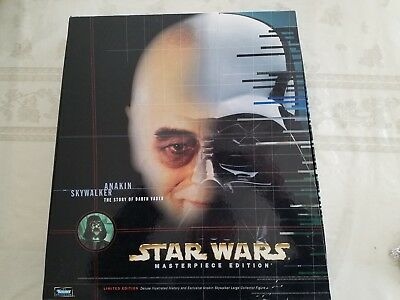 Anakin Skywalker: The Story of Darth Vader Limited Edition Kenner Collection