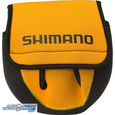 Shimano Spin Reel Cover Orange @ Tackle World Sale