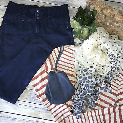 4Pcs Womens Lot Outfit Evermore Pants, Roots Top, Scarf, Bag Size Small-AB18
