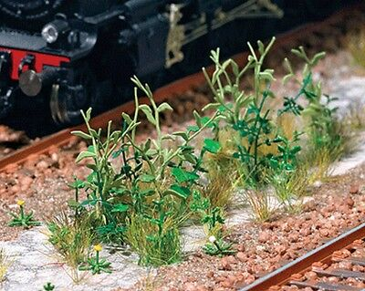 Busch Gmbh and Co Kg - Bad Weeds -- Kit - HO